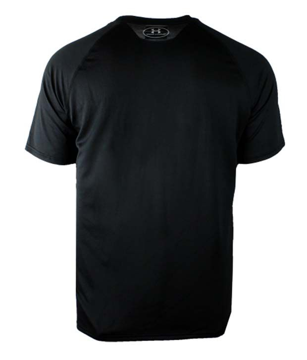Under Armour Under Armour Men's Tech 410 Split Graphic T-shirt, Black/white