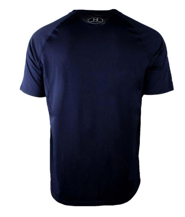 Under Armour Under Armour Men's Tech 312 Split Graphic T-shirt, Midnight Navy/white