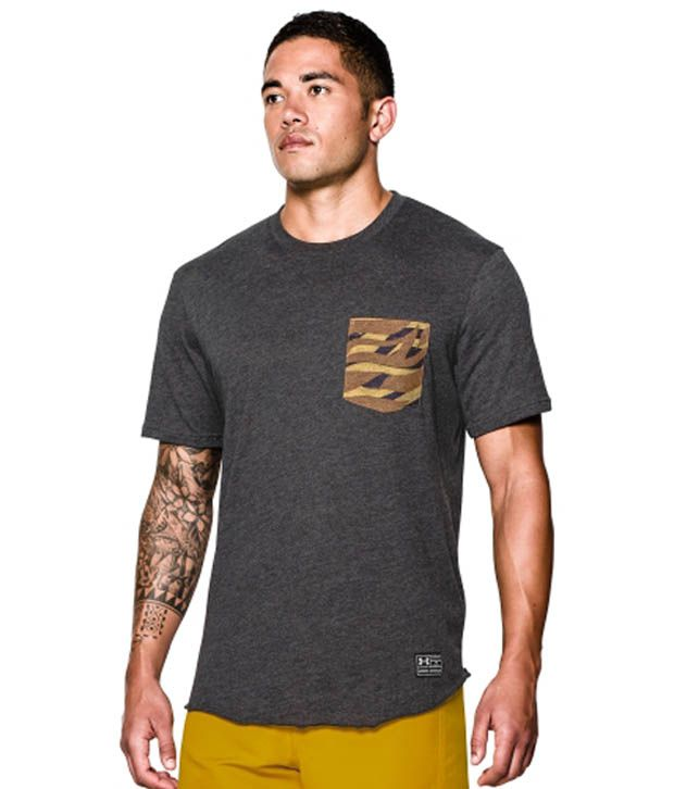 Under Armour Under Armour Men's Paxton T-shirt, Asphalt Heather