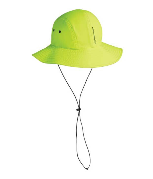 Under Armour Under Armour Men's Catalyst Training Bucket Hat, Hyper Green