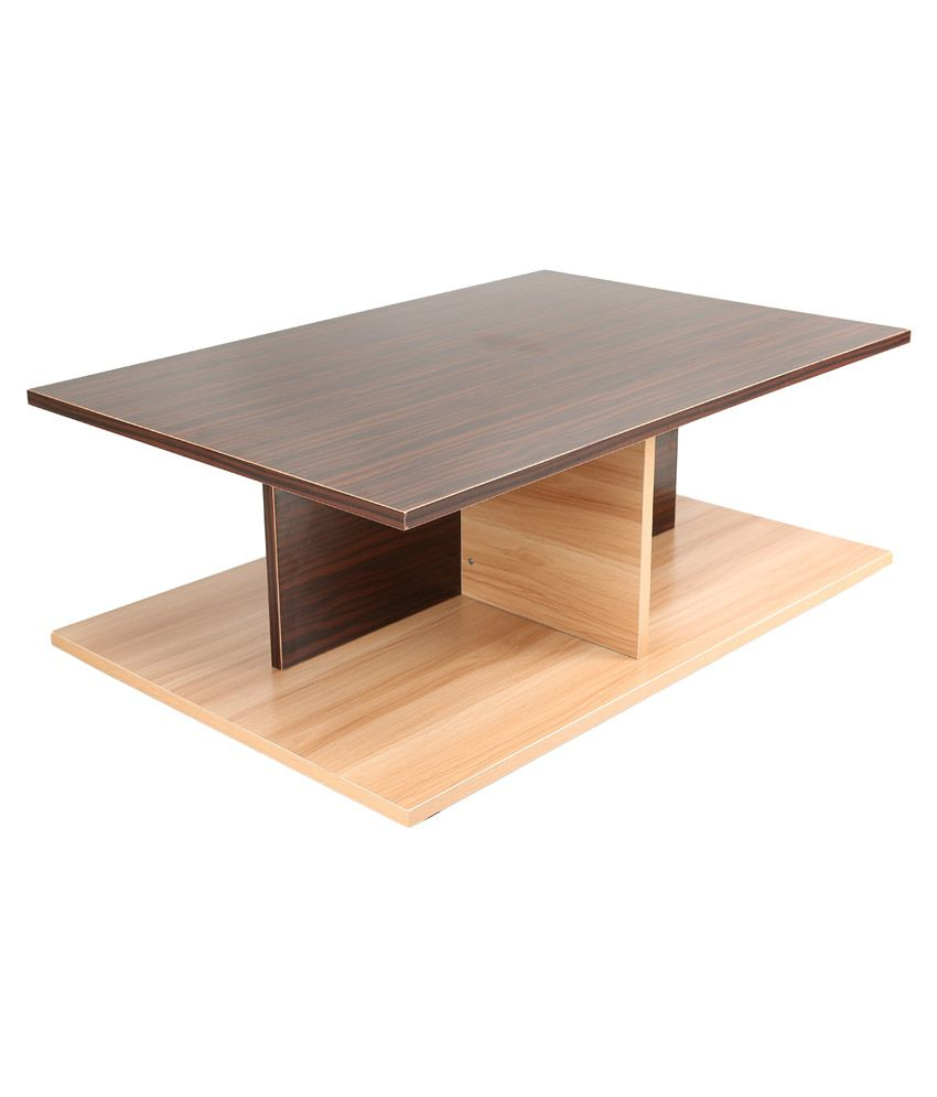Fusionsmart Wooden Center Table Fusionsmart Wooden Center Table ...