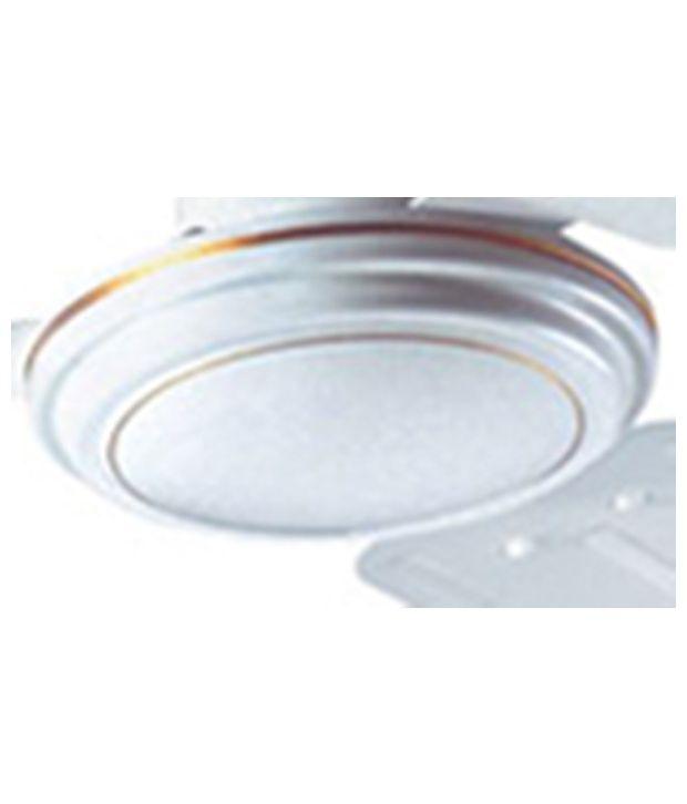 Best of Bajaj 1200 mm Bahar Ceiling Fan White Model - Beautiful office ceiling fan Simple Elegant