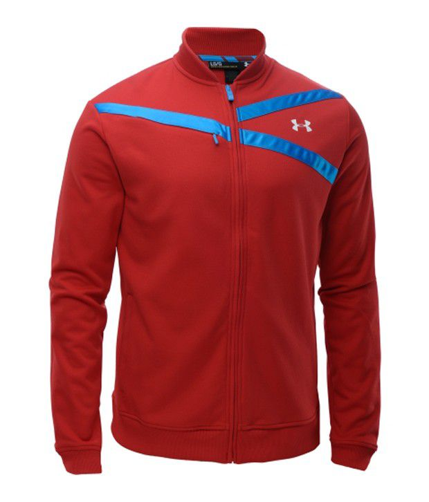 Under Armour Under Armour Men's Str8t Ballin' Basketball Jacket, Graphite/volcano