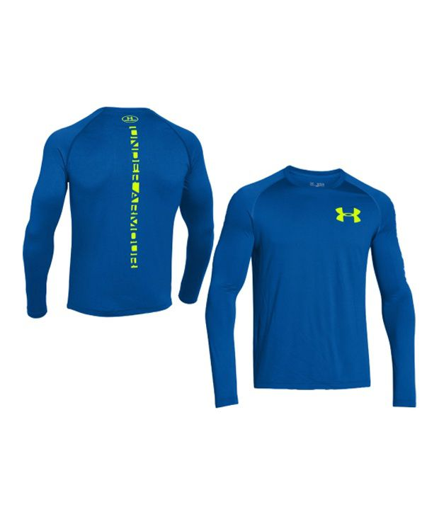 Under Armour Under Armour Men's Core Graphic Long Sleeve Shirt, Black/volcano/volcano