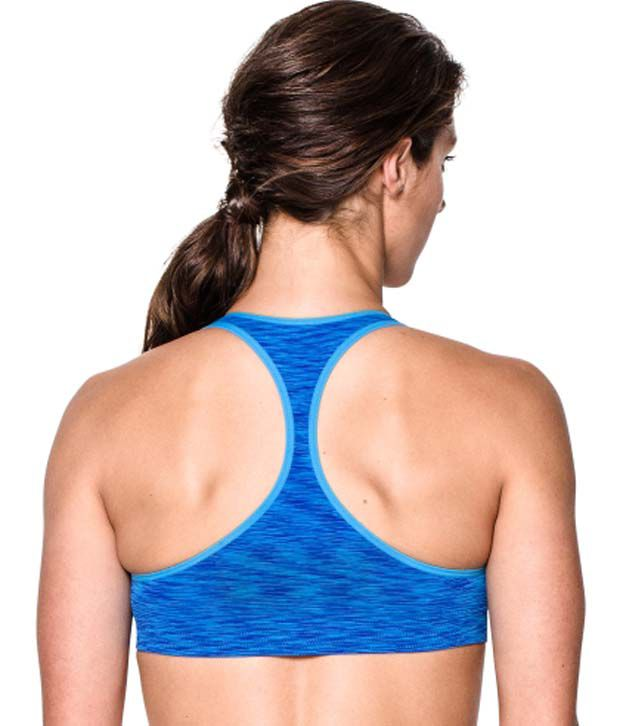 Under Armour Under Armour Women's Seamless Space Dye Low Impact Sports Bra, Pink Punk