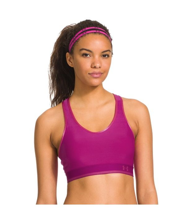 Under Armour Under Armour Women's Still Gotta Have It Bra With Cups, After Burn/after Burn