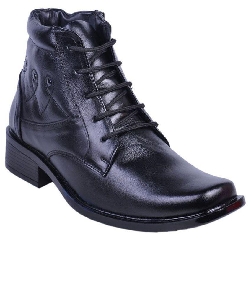 Shoebook Black Party Boots