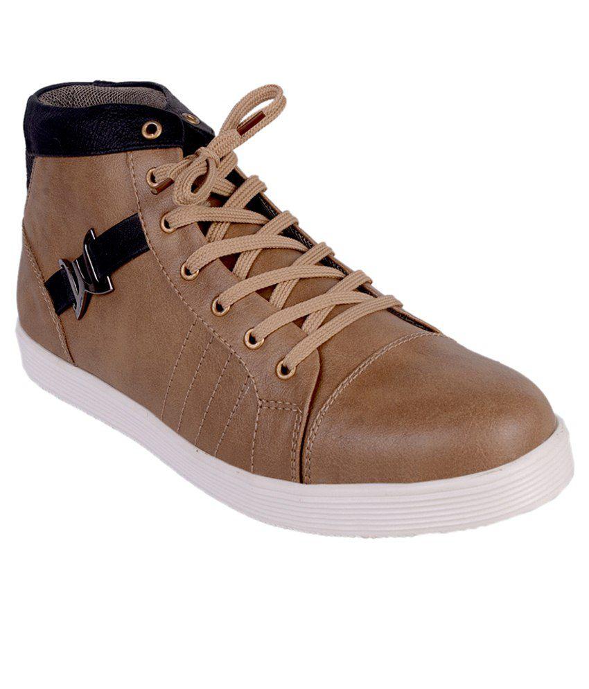 Leeport Khaki Boots