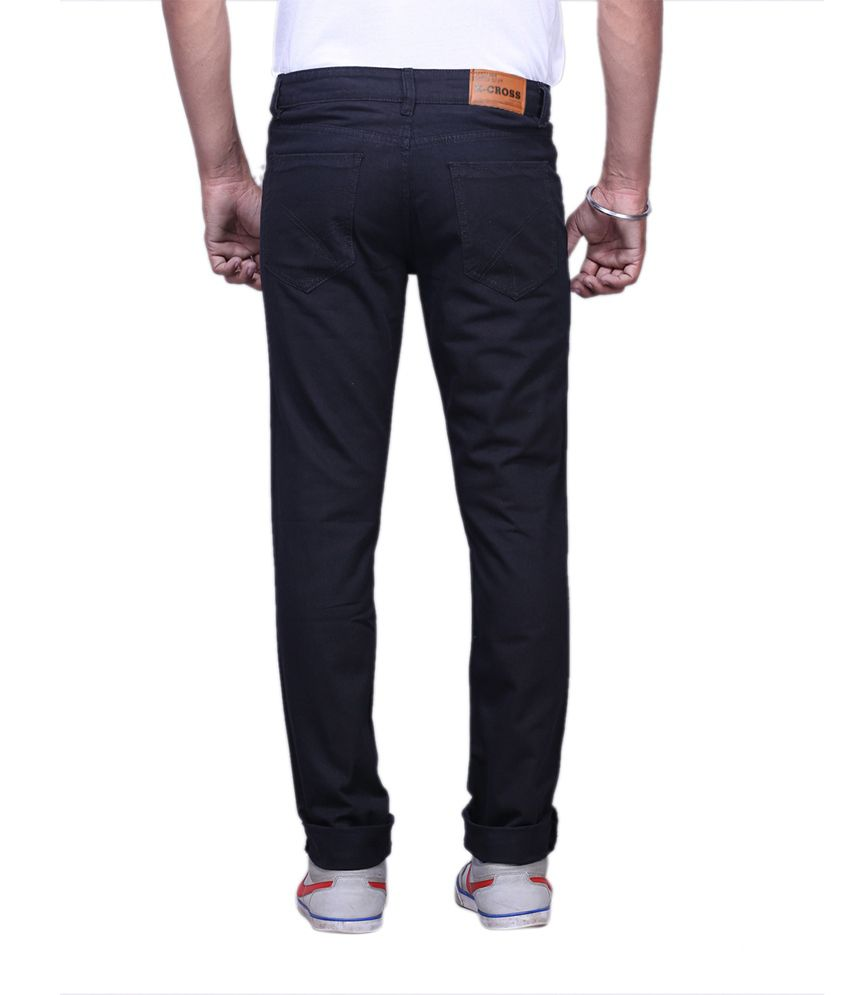 X-cross Multicolour Slim Fit Jeans - Pack Of 3