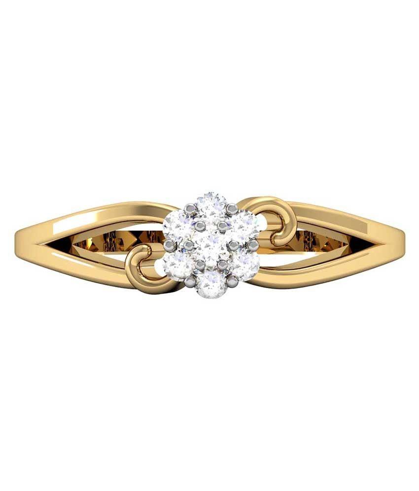 Vachya 18kt Golden Ring
