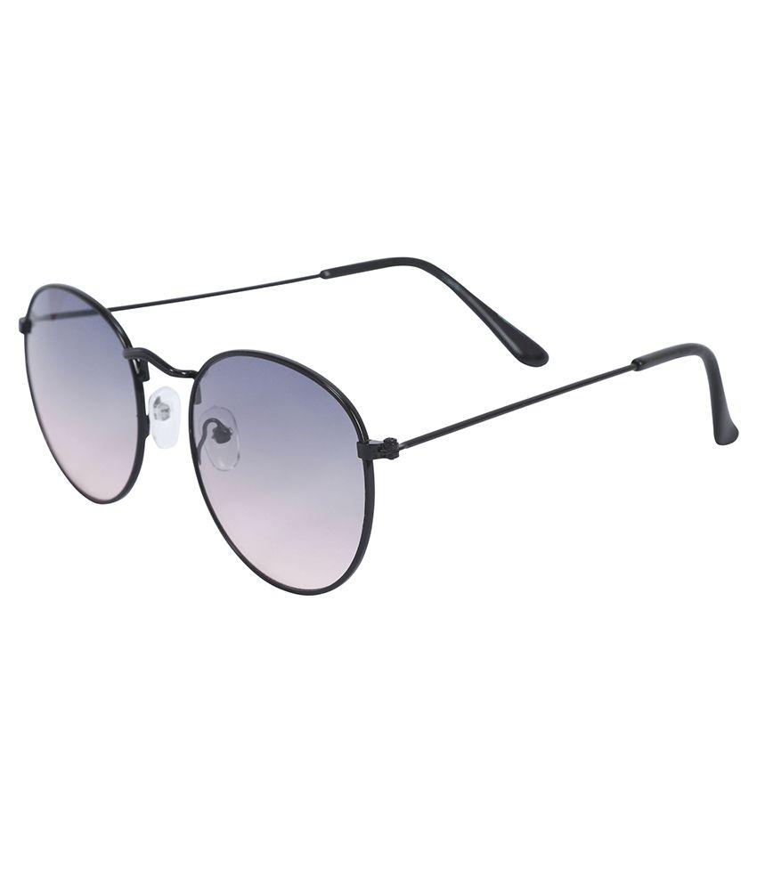 Camerii Black Unisex Sunglasses