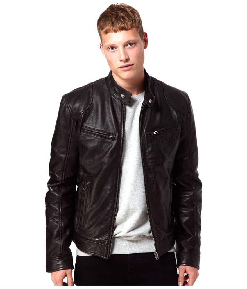best men's leather biker jackets