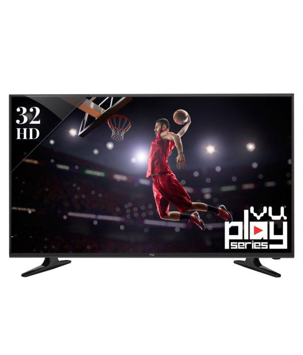 Vu 32km160 81 Cm (32) 3d Smart Ultra Hd Led Television