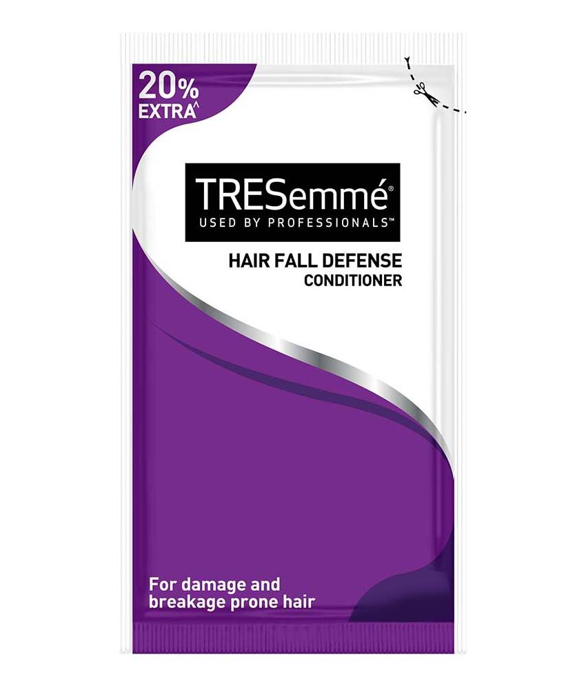 Tresemme Hair Fall Defense Conditioner Sachet Buy Tresemme