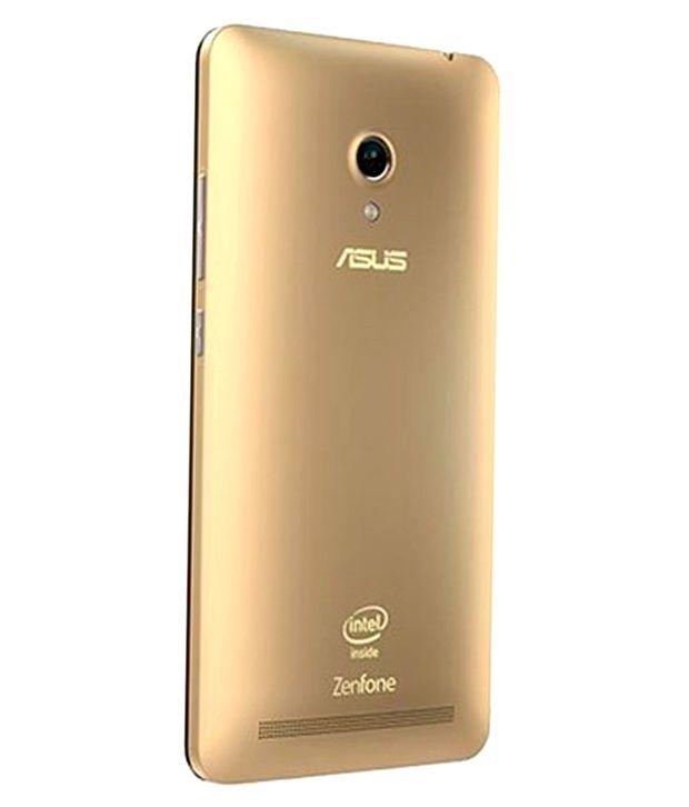 Asus Zenfone 5 16GB Gold Mobile Phones Online at Low ...