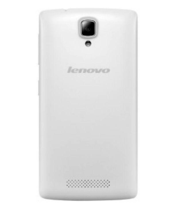 Lenovo ( 8GB , 1 GB ) White