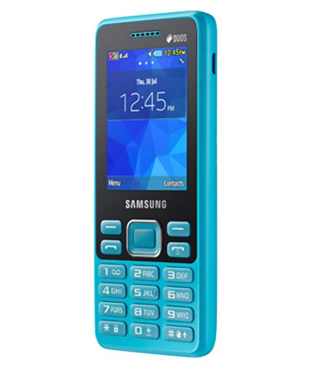 562b0eec9a94 Samsung SM-B350EGBDINS (Greenish Blue) - Feature Phone Online at Low Prices