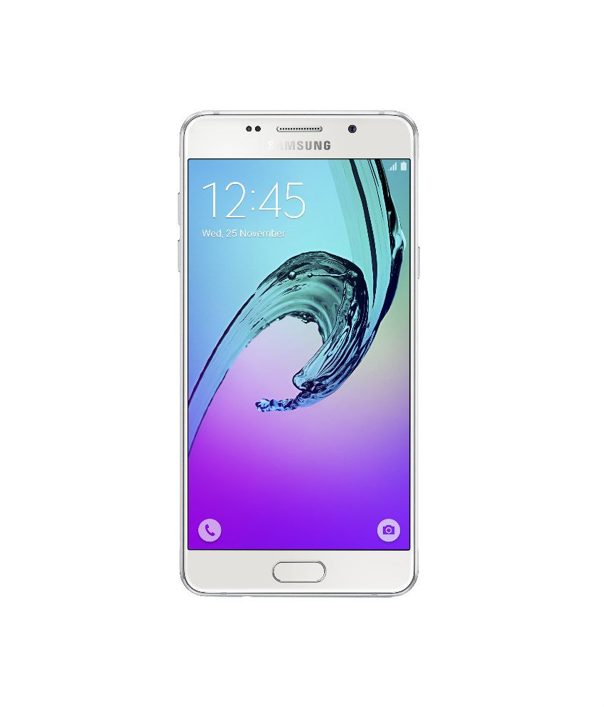Samsung Galaxy A5 2016  16 GB  available at SnapDeal for Rs.18900