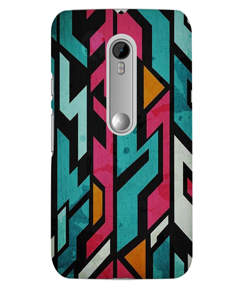 Motorola Moto G3 Printed Back Covers by Stybuzz