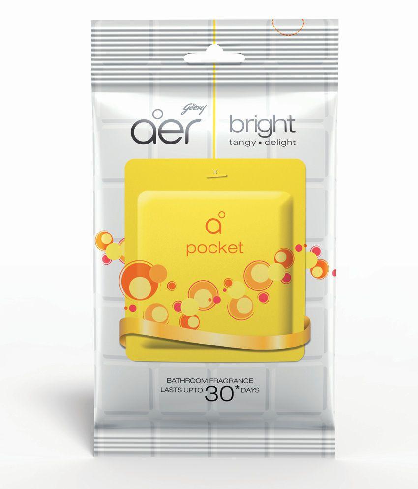 godrej aer pocket bathroom fragrance bright tangy delight 10gm rh snapdeal com