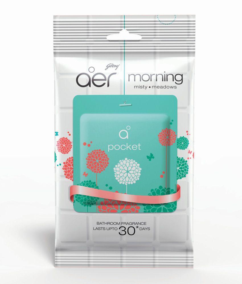 Bathroom Freshener Godrej Aer Pocket Bathroom Fragrance