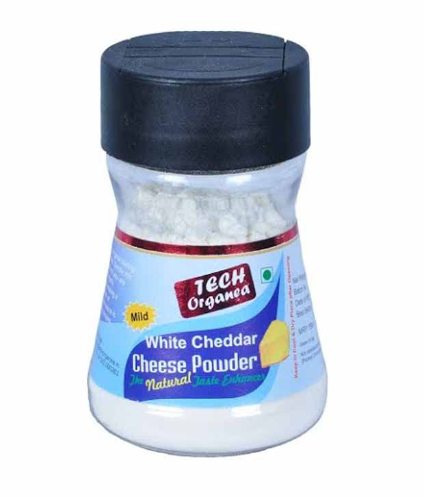 Tech Organea White Cheddar Cheese Powder Pack Of 2 At Best Prices In India Snapdeal