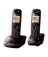 Panasonic PA-KX-TG2512 Cordless Landline Phone