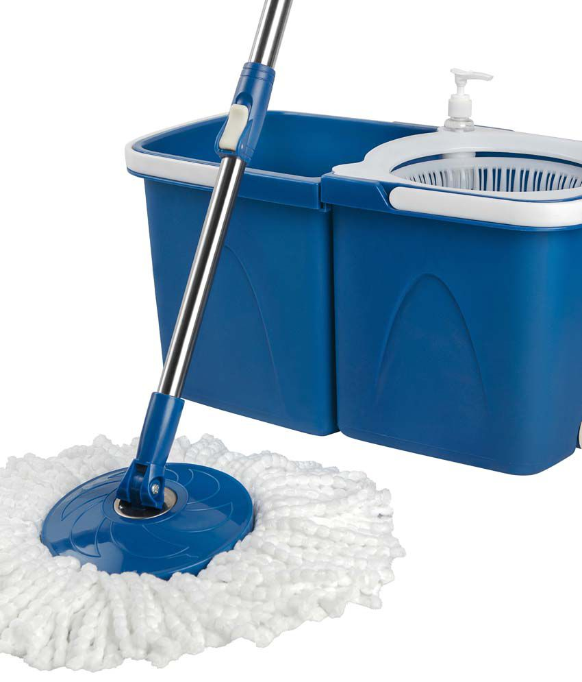 Gala Twin Bucket Spin Magic Mop Set with 1 refill  Buy Gala Twin Bucket  Spin Magic Mop Set with 1 refill Online at Low Price - Snapdeal 21e80f18e118