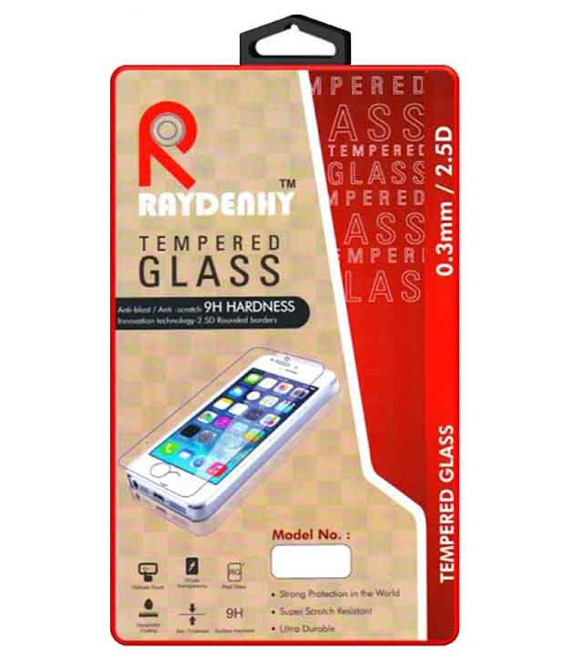 Lenovo A7000 Turbo Tempered Glass Screen Guard by Raydenhy