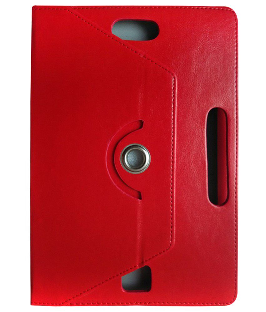 Fastway Tablet Book Cover For Samsung Galaxy Tab 4 T531-red