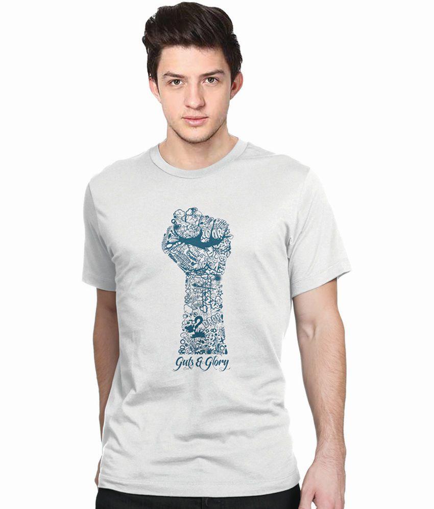 Stratton Stoffa Grey Cotton T Shirt