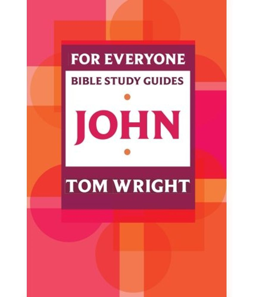 For Everyone Bible Study Guide
