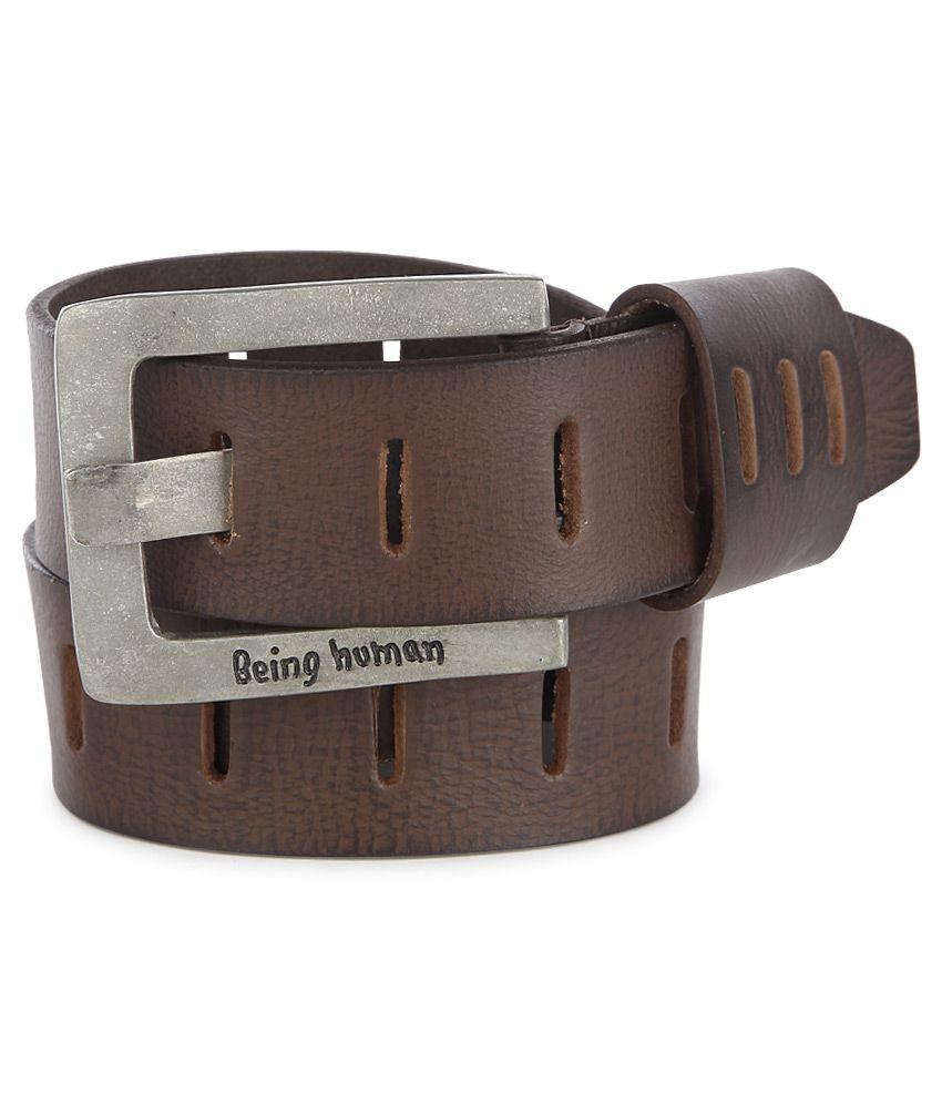 Being Human Brown Belt