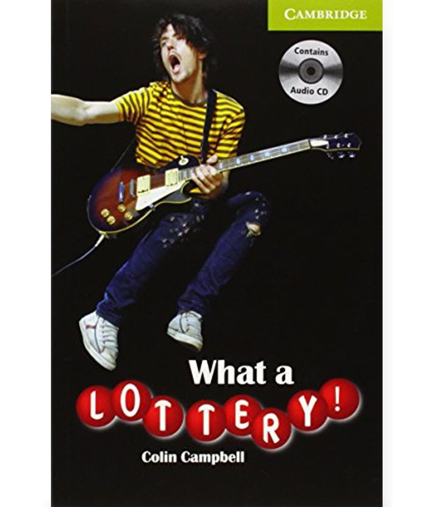 What a Lottery StarterBeginner Book with Audio CD Pack