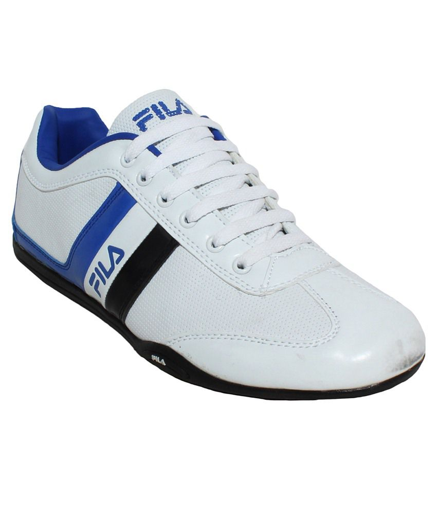 fila white lifestyle shoes price in india buy fila white
