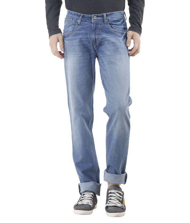 Kingswood Blue Slim Fit Jeans