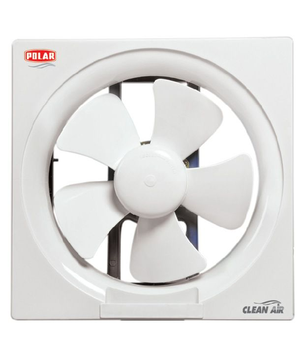 Polar Clean Air Passion 5 Blade (200mm) Exhaust Fan