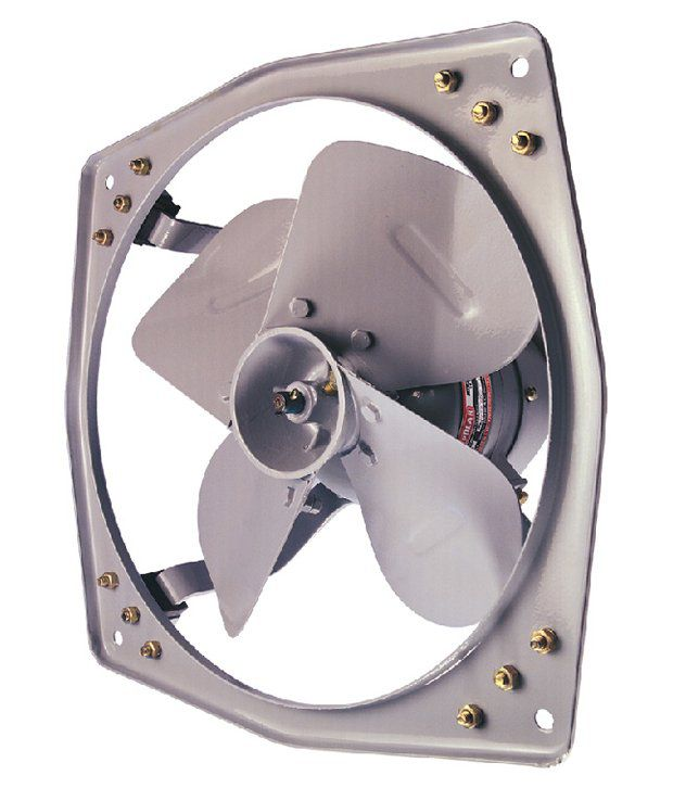 Polar-Clean-Air-4-Blade-(230mm)-Select-Metal-Exhaust-Fan