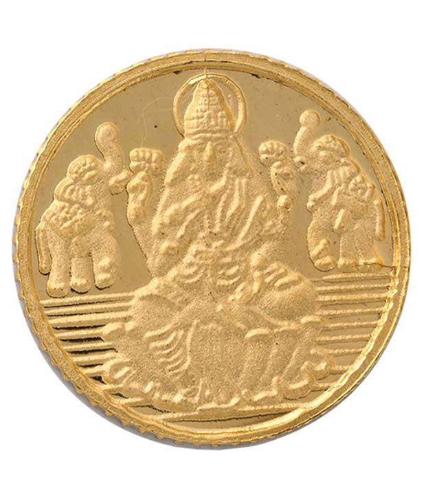 which gold coin is best to buy in india
