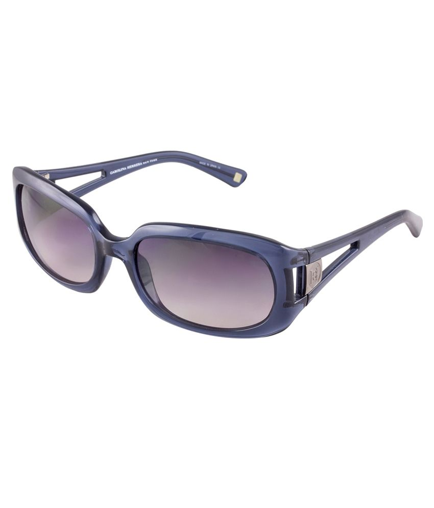 7a4b4017bcc9e Carolina Herrera Black Rectangle Sunglasses - Buy Carolina Herrera Black  Rectangle Sunglasses Online at Low Price - Snapdeal