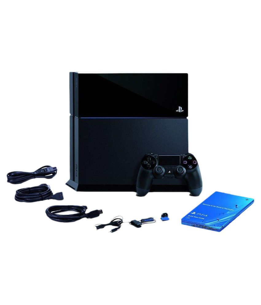 Sony Playstation 4 1 TB Gaming Console (PS4)
