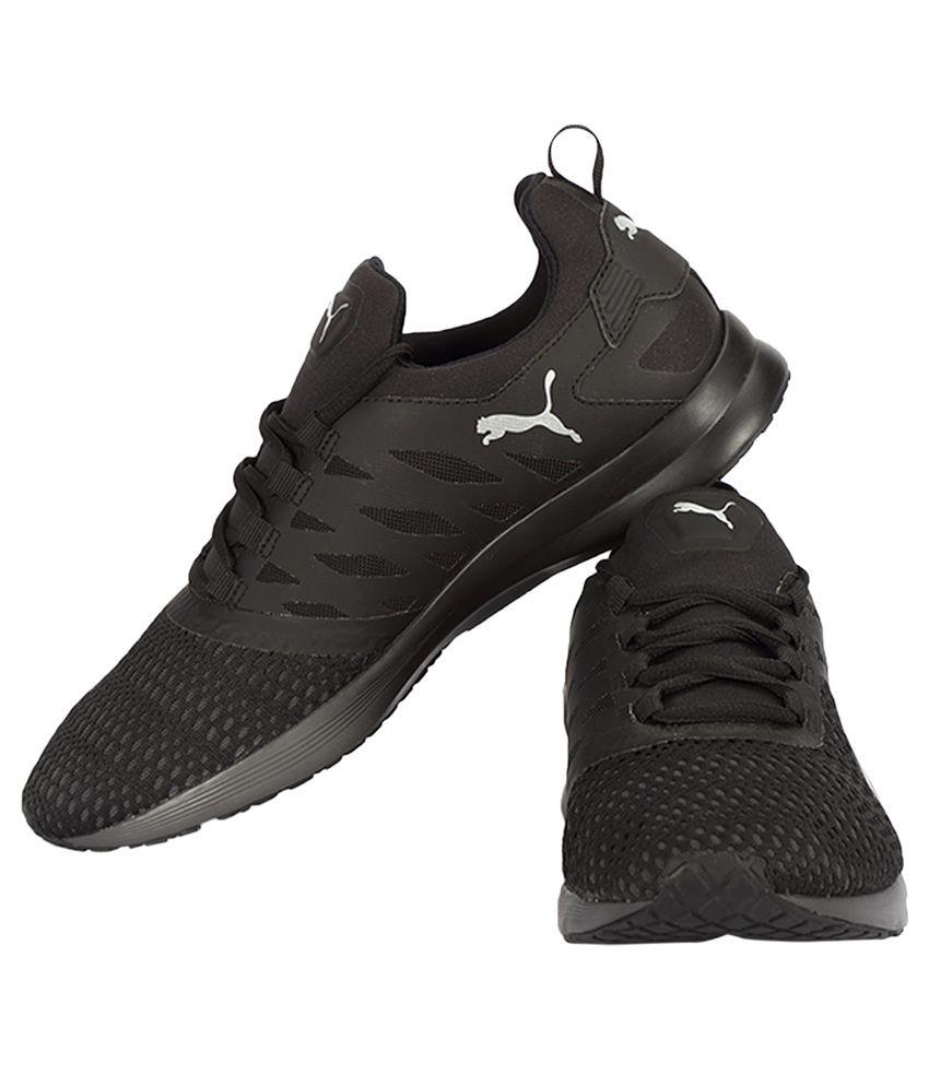 e6bd6c401ee9 Puma Pulse 15a312e Xt V2 Black Training Sports Shoes ... fb568d84  23823b3 PUMA  Pulse XT Geo ...
