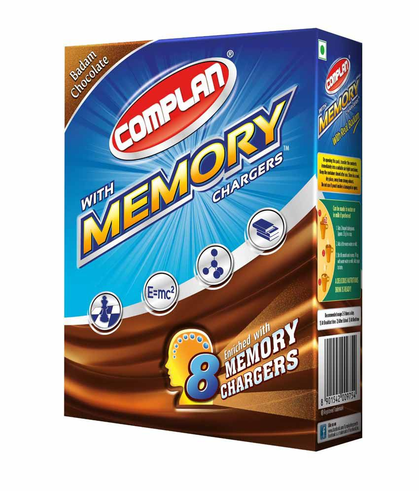 Complan MEmory Refill Powder - tabletwise
