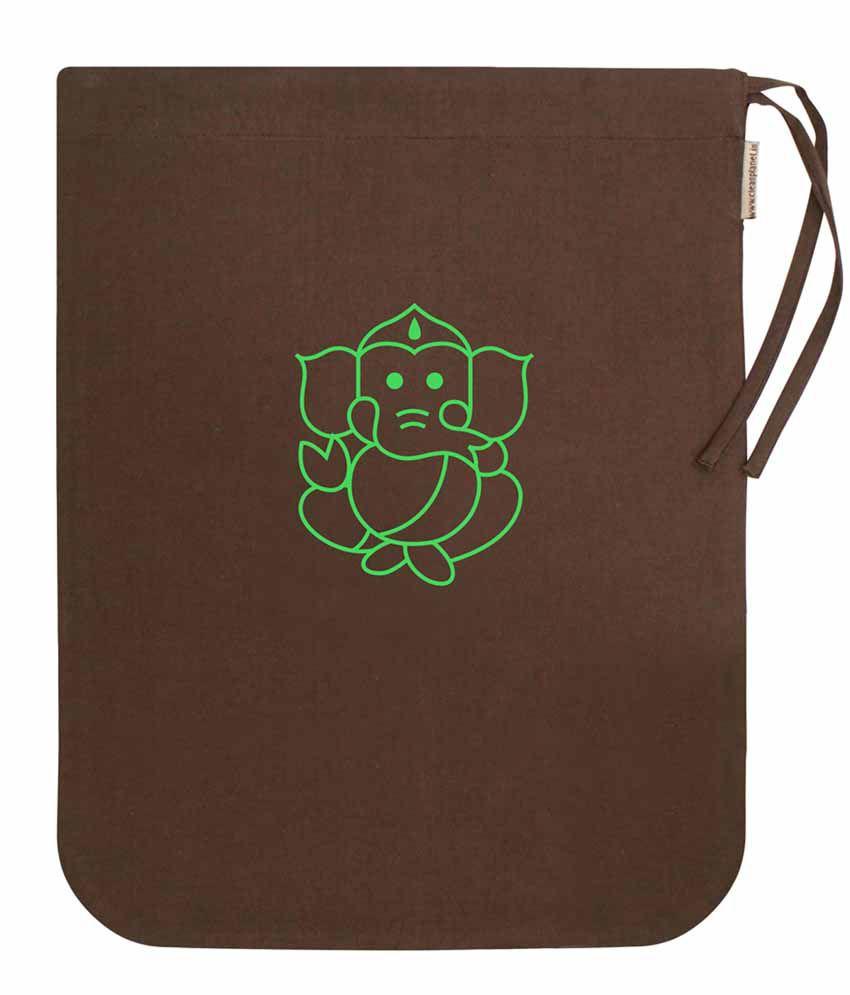 Clean Planet Brown Fibre Gift Bag