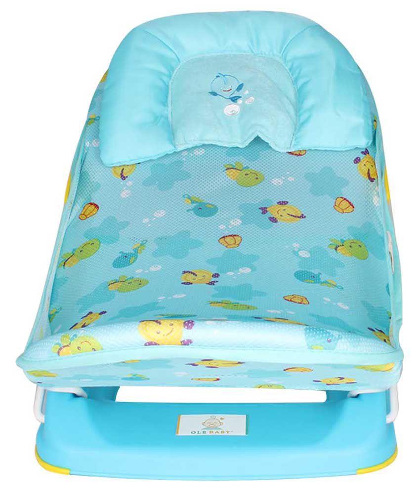 Ole Baby Bather Cum Baby Bath Seat (0-6 Months): Buy Ole Baby Bather ...