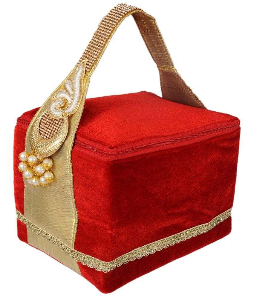 Ratash Vanity Kit-red & Golden