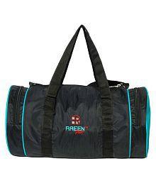 Raeen Plus Blue Polyester Duffle Bag