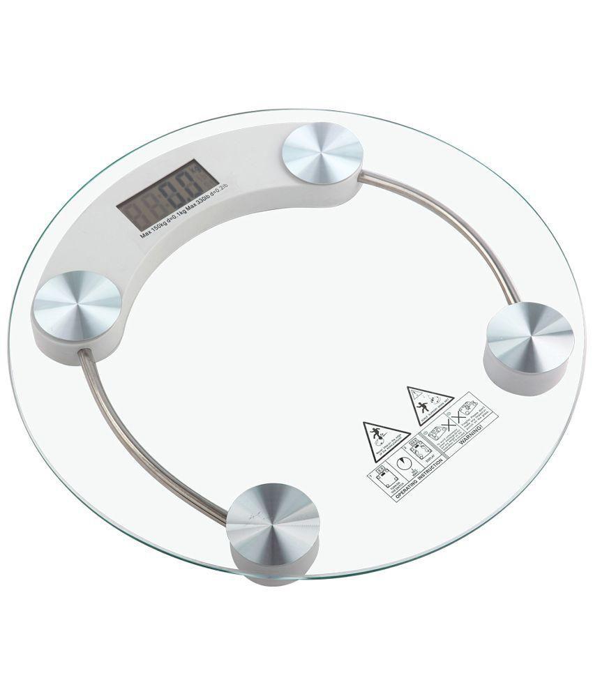 Whitecherry Digital Personal Bathroom Weighing Scale