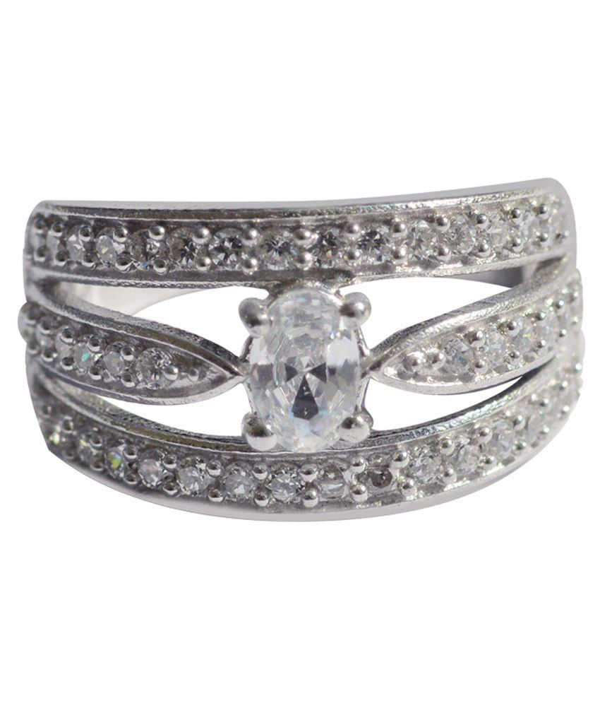Jewelry Karigiri 92.5 Sterling Silver Ring