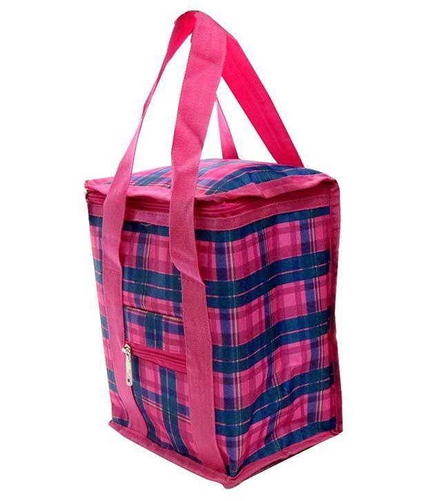 Neska Moda Multicolor Lunch Bag